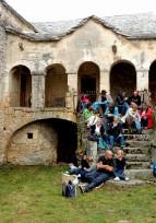 Journée Maisons Paysannes de France (MPF). Architecture  du Causse de Sauveterre méridional.