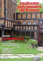 Revue MPF n°201 : le réemploi, une attitude indispensable aujourd'hui dans la construction !