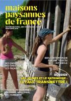 Témoignages, expériences... contribuez à la revue Maisons Paysannes !