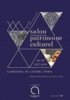 Salon international du patrimoine culturel 2019