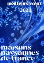 Maisons Paysannes de France vous souhaite une excellente année 2020
